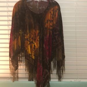 Other - Beautiful vintage poncho